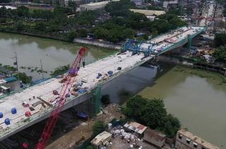 BGC-Ortigas Bridge targeted to open on June 12, 2021