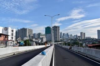 BGC-Ortigas Viaduct of the Kalayaan Bridge to push through September 30 opening