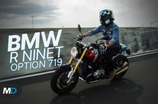 BMW R nineT Option 719 Review - Beyond the Ride