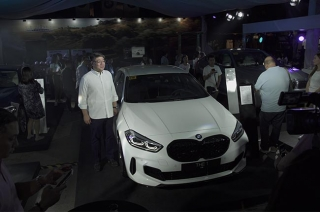 BMW X1 m135i 118i launch bgc