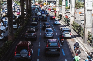 Can you use a vehicle registered in Mindanao or Visayas in Luzon?