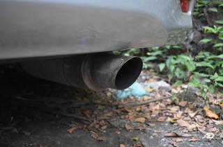 Car Exhaust Muffler
