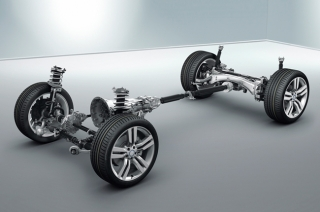 Car suspension types