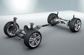 Car suspension types