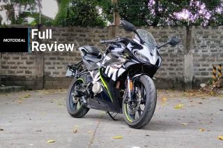 CFMOTO 300SR Review