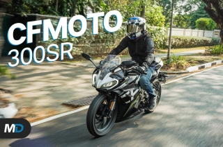 CFMOTO 300SR Review - Beyond the Ride