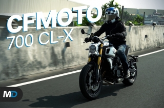CFMOTO 700 CL-X Heritage Review - Beyond the Ride