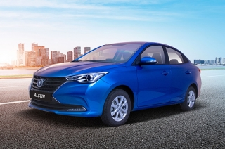 Changan Motor Philippines greets subcompact rivals with the Alsvin