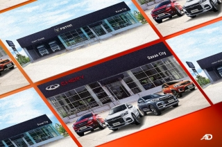 Chery and Foton Davao Dealerships