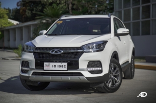 Chery TIggo 5x luxury
