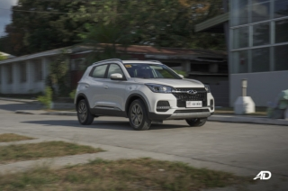 Chery Tiggo 5X Luxury AT Exterior
