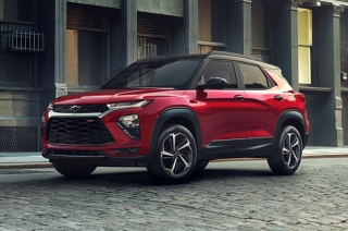 Chevrolet Trailblazer to reportedly return this October as a 5-seater crossover