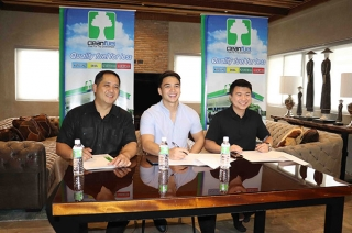 CleanFuel Partnership Dominic Roque