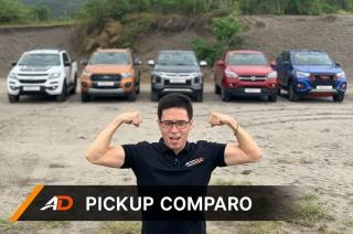 Colorado vs Ranger vs Strada vs Musso Grand vs Hilux - AutoDeal Comparo