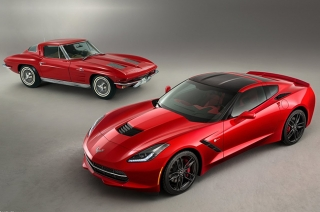 Corvette Collectible Cars