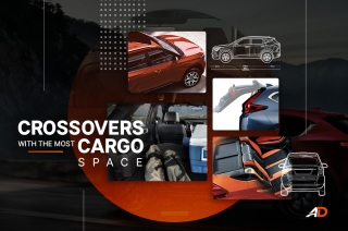 Crossovers with the most cargo space in the Philippines