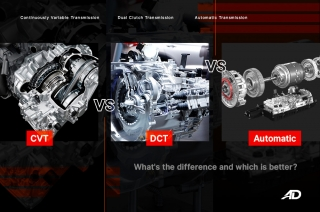 DCT CVT and Automatic which is better