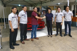 DLSU x Toyota partnership