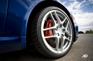 Does replacing the stock rims of your car affect its performance?