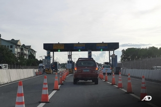 DOTr extends full implementation of the cashless toll system to Dec. 1