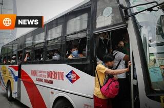 DOTr wants to return public transportation back to 100% capacity