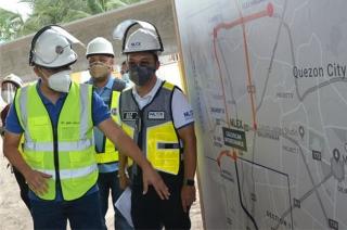 DPWH sec villar NLEX SLEX connector