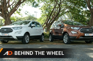 EcoSport - Behind The Wheel