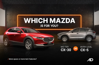 Entry-level Mazda CX-5 or mid-tier CX-30: Which One is For You?