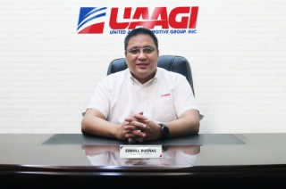 Erroll Duenas UAAGI Chery and Foton President