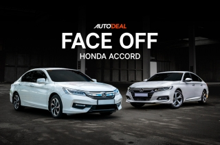 Face-Off: Old vs 2020 Honda Accord