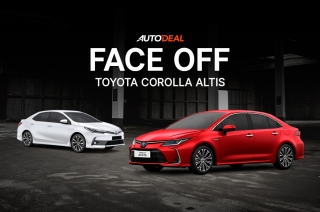 Face-Off: Old vs 2020 Toyota Corolla Altis