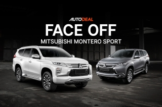 Face-Off: Old vs New Mitsubishi Montero Sport