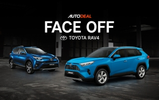 Face Off RAV4