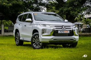 Facelifted Mitsubishi Montero Sport philippines