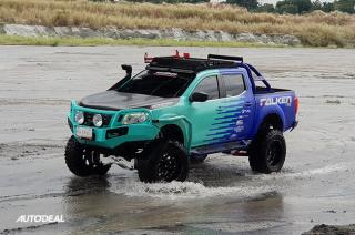 Falken Tire off-road demo