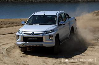 First impressions on the 2019 Mitsubishi Strada