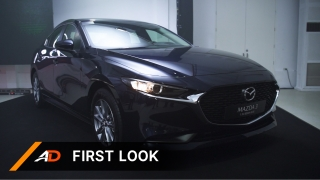 First Look: 2020 Mazda 3