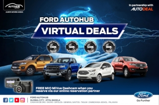 Ford AutoHub Promo
