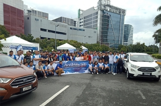 Ford driving skills Alabang