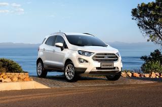 Ford EcoSport 1.5L Titanium 2019 front
