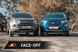Ford EcoSport - AutoDeal Face Off