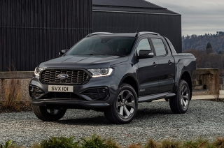 Ford expands European lineup of the Ranger with the MS-RT