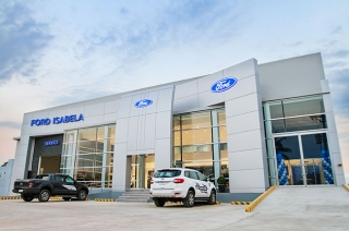 Ford isabela dealership