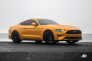 Ford Mustang 2019 Review photo
