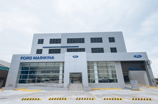 Ford Philippines 49th dealership Ford Marikina