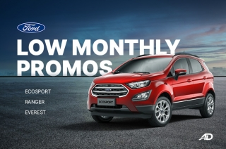 Ford Philippines special promos and all-in downpayment options for May 2021