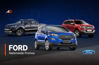 ford promos philippines