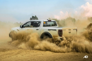 ford ranger raptor driving dynamics