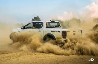 ford ranger raptor driving dynamics