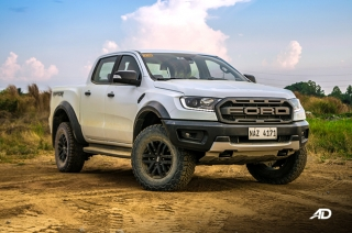 Ford Ranger Raptor powertrain facts